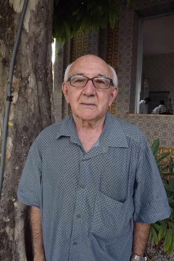 Mons. José Honor Brito Filho