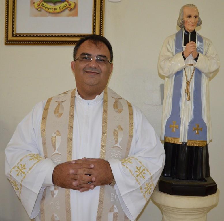 Pe. José Claúdio da Silva
