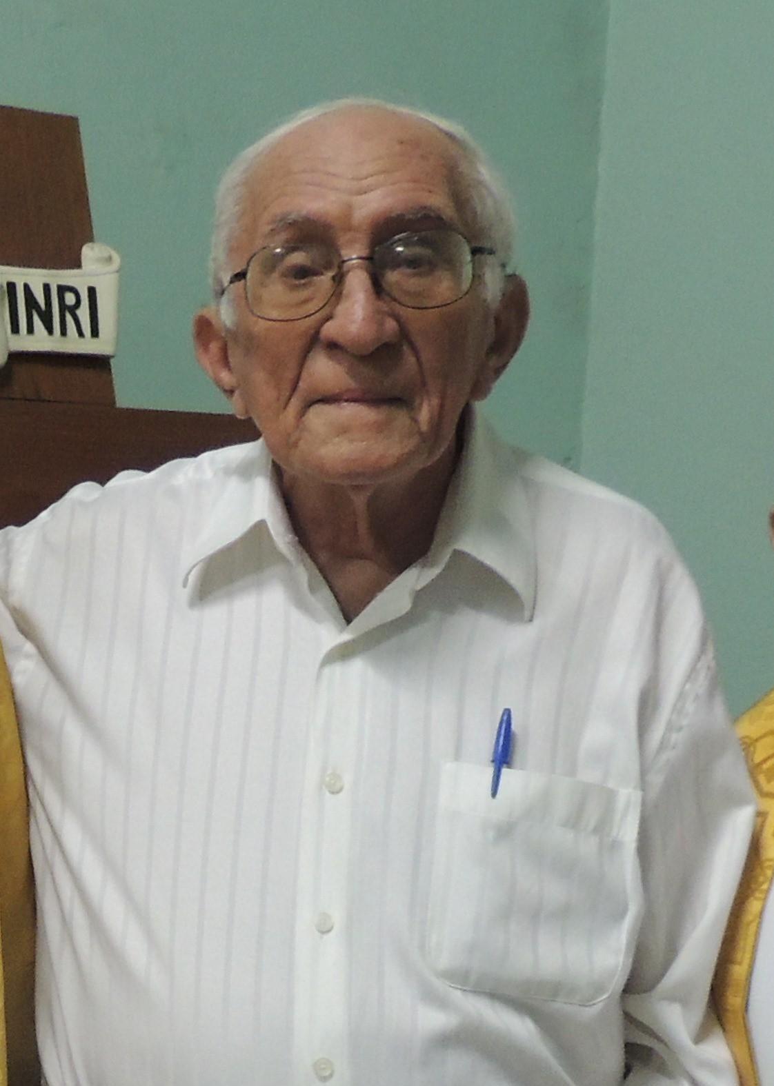 Mons. Eusébio Oliveira de Lima