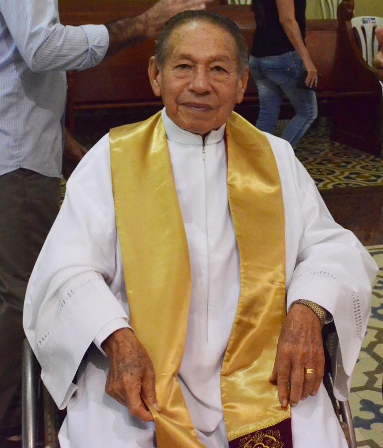 Mons. José Alves de Oliveira