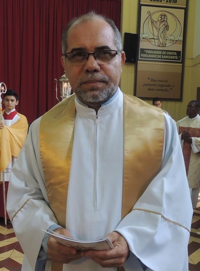Pe. Francisco Edvaldo Marques