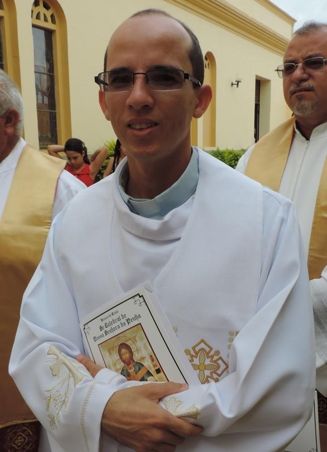 Pe. Paulo Sérgio Silva