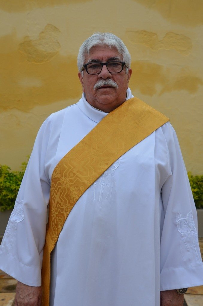 Diác. José Oliveira Cavalcante