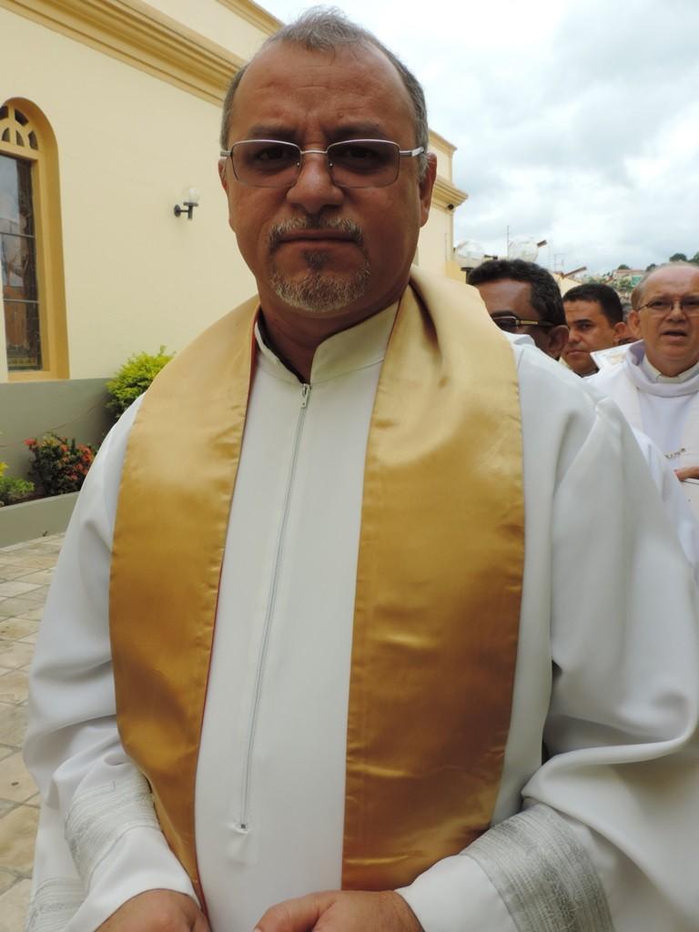 Pe. José Eliomar Tavares Serafim