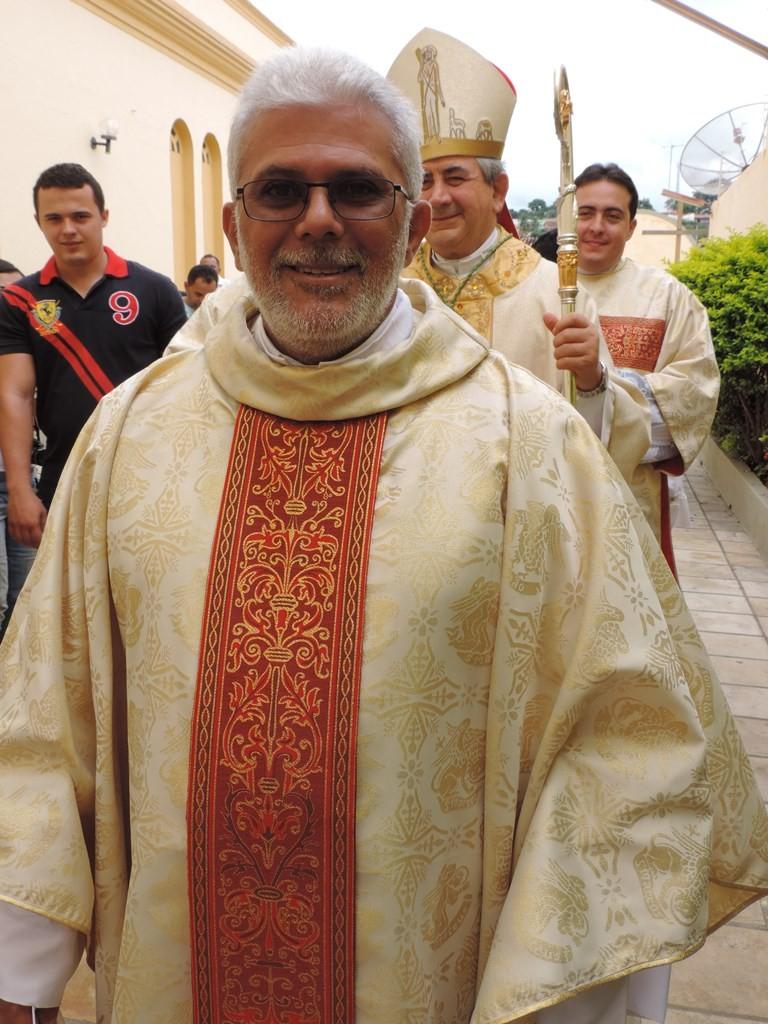 Pe. José Vicente Pinto de Alencar Silva