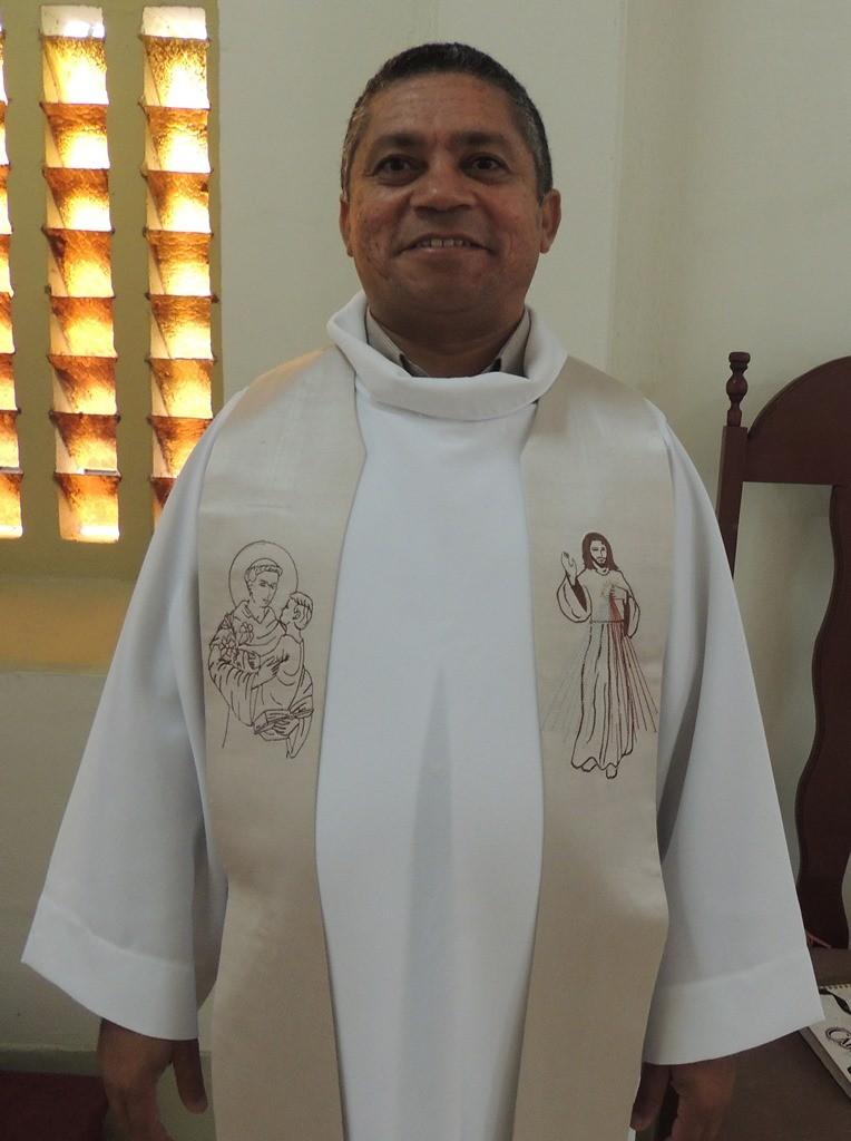 Pe. Luís Carlos da Silva