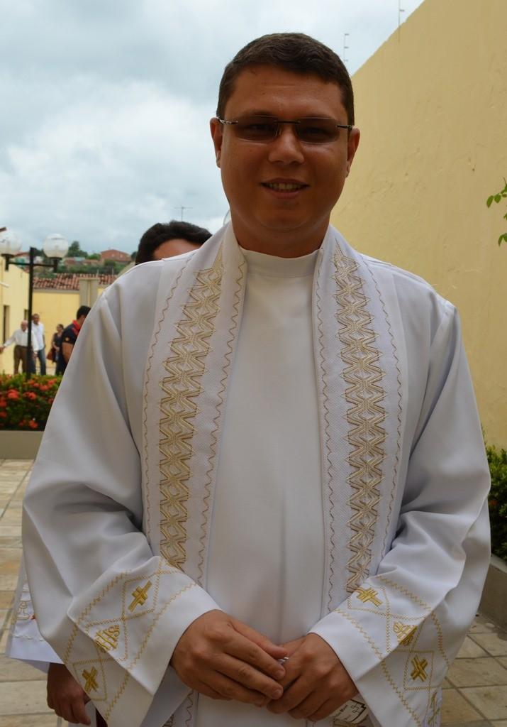 Pe. José Máximo Ramalho de Farias