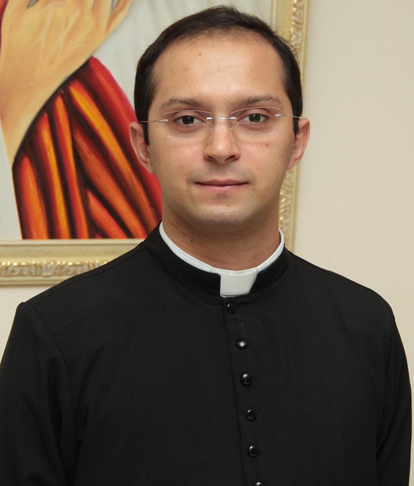 Pe. Pedro André Bitú Bezerra