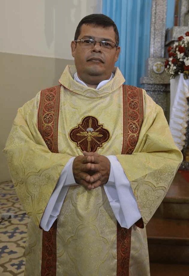 Diác. Afonso Pierre de Sousa Leonel