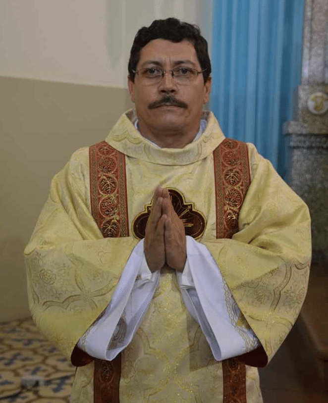 Diác. Antônio Aldemir Macêdo Santana