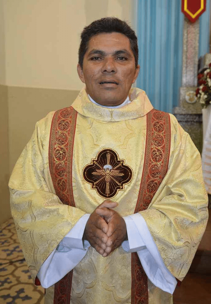 Diác. Antônio Odon Santana de Oliveira