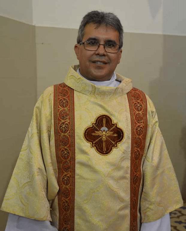 Diác. Francisco Gilberto Teles Feijó