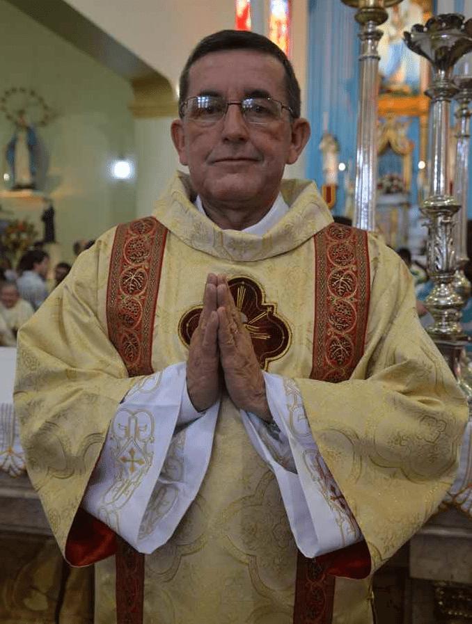 Diác. José Santana Barbosa