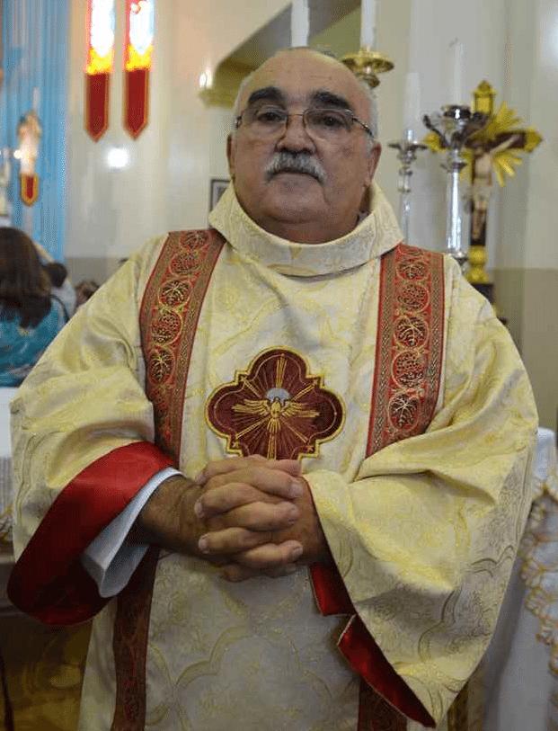 Diác. Valmir de Siqueira Vasconcelos