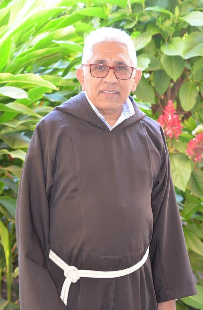 Frei Francisco da Cruz Oliveira (OFMCap)