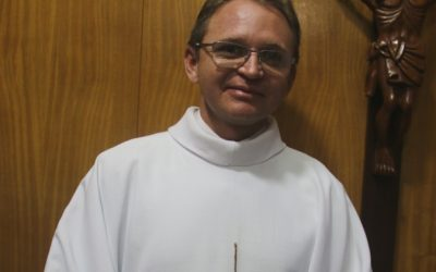 Pe. Cícero Oliveira Silva (SDB)