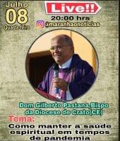 Live – Dom Gilberto Pastana