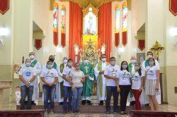 Missa em ação de graças ao 35º Aniversário de Implantação da Pastoral da Criança na Diocese de Crato