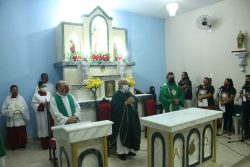 Bênção do altar (Sítio Areias, Abaiara)