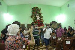 Área Pastoral de Dom Quintino, em Crato, celebra festejos ao padroeiro São Sebastião