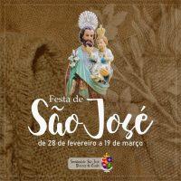 Festa de São José no Seminário (Crato, 2021)