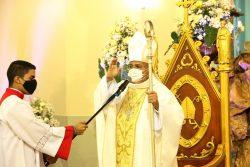 Missa do Domingo da Páscoa (Abril, 2021)
