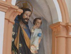 Salve São José: Missa solene conclui festejos na Paróquia de Ponta da Serra, distrito de Crato