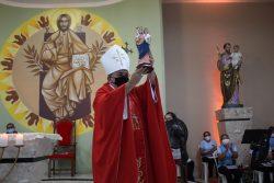 Paróquia Nossa Senhora Auxiliadora, em Juazeiro do Norte, celebra os festejos à padroeira