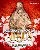 Festa do Sagrado Coração de Jesus em Brejo Santo (2021)