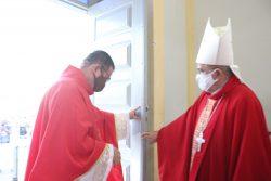 Início do Ministério Pastoral do Padre Sestino Sacco na Paróquia Nossa Senhora das Candeias, em Juazeiro do Norte