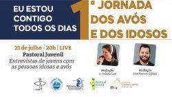 Igreja no Brasil promove 1ª Jornada dos Avós e dos Idosos