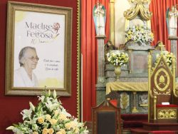 Santa Missa pelo Centenário de Madre Feitosa