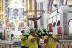 Paróquia São Francisco das Chagas, em Juazeiro, celebra festa do padroeiro até o próximo dia 4