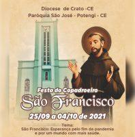 Festa de São Francisco em Potengi (CE)